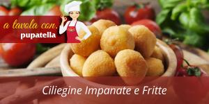 Ciliegine Impanate e Fritte